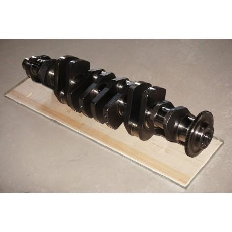 Вал коленчатый (35 HRC) двигателя Sinotruk D12 HOWO A7 (HUATAI)