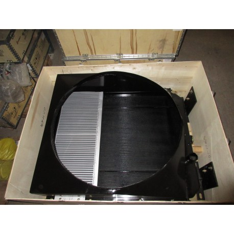 Радиатор системы охлаждения двигателя Shanghai D9-220