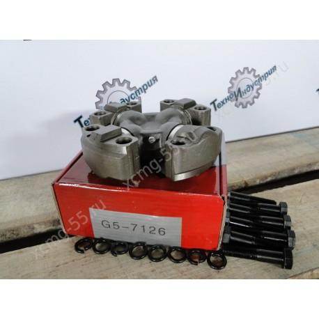 Крестовина карданного вала (L-153 мм, уши 8 отв) XCMG ZL50G