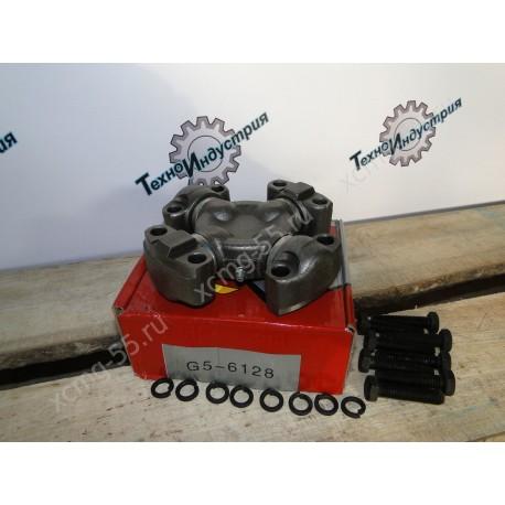 Крестовина карданного вала (L-145 мм, уши 8 отв) XCMG ZL30G