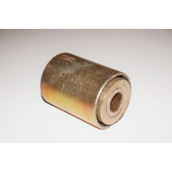 Втулка сайлентблок (24*69*95) передней рессоры SHAANXI