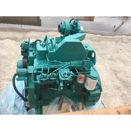 Двигатель Cummins 4BTA3.9-C110 (ОРИГИНАЛ)