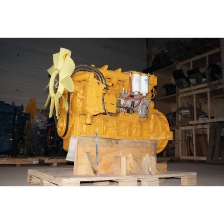 Двигатель Yuchai YC6108G/YC6B125 Евро-2 (ОРИГИНАЛ)