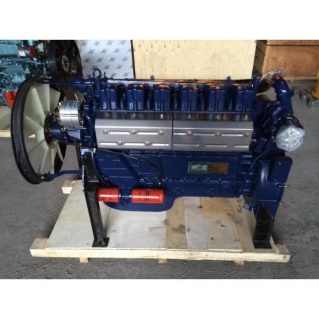 Двигатель Weichai WD615.46 Eвро-2 360 л/с SHAANXI (ОРИГИНАЛ)