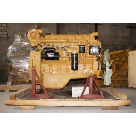 Двигатель Shanghai 6CL280-2 XCMG QY25K (ОРИГИНАЛ)