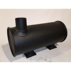 Глушитель двигателя Yuchai YC6B125/YC6108 (ОРИГИНАЛ)