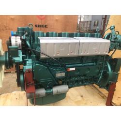 Двигатель первой комплектации Sinotruk WD615.69 для HOWO Миксера
