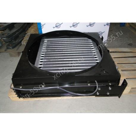 Радиатор системы охлаждения двигателя Weichai WD615