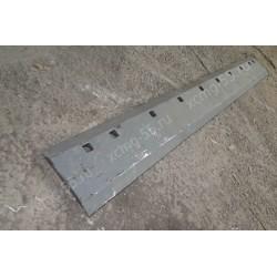Нож переднего отвала грейдера (1370х155,10 отв.) XCMG GR215