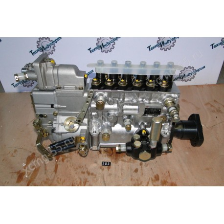 ТНВД (топливный насос высокого давления) BP5490/BHT6P120R двигателя Weichai WD615 (ОРИГИНАЛ)