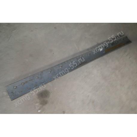 Нож среднего отвала грейдера (1980х155,14 отв.) XCMG GR215