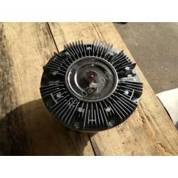 Гидромуфта (H-110 мм) двигателя Sinotruk D12 HOWO A7