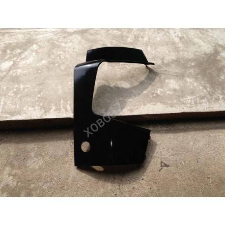 Обтекатель фар правый черный HOWO A7