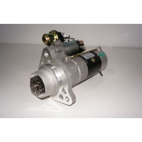 Стартер (QD2816, 24V, 8kW) двигателя Cummins 6CTA8.3 (А)