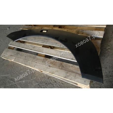 Подкрылок правый черный HOWO A7