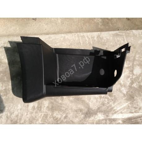 Подножка пластмассовая нижняя правая (самосвал) HOWO A7