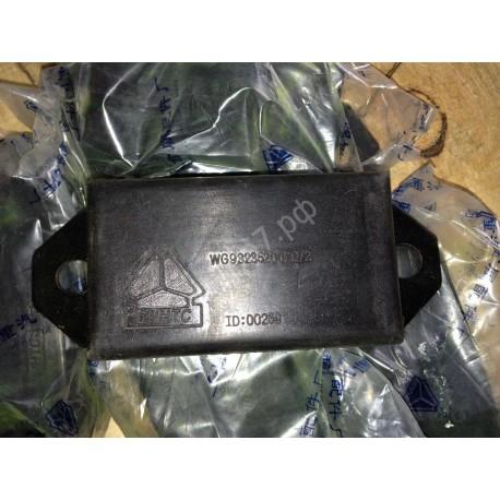 Подушка передней рессоры (отбойник) HOWO A7