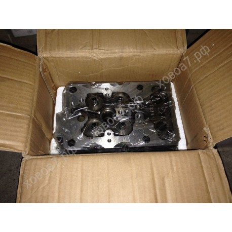 Головка блока цилиндров не в сборе (ГБЦ) двигателя Sinotruk D12 HOWO A7