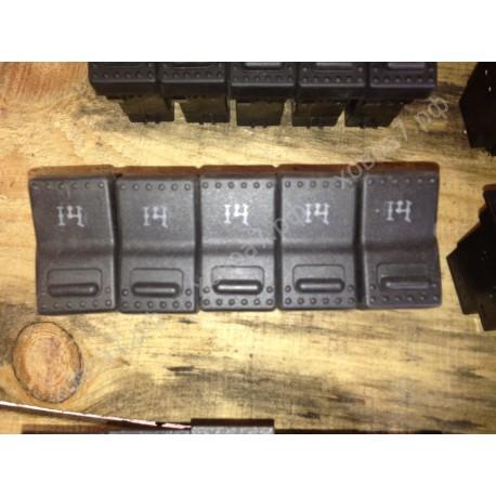 Клавиша панели приборов (выключатель всех ведущих колес) HOWO A7