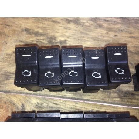Клавиша панели приборов (выключатель диагностики двигателя) HOWO A7