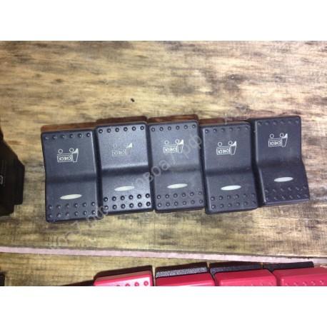 Клавиша панели приборов (выключатель диагностики машины) HOWO A7
