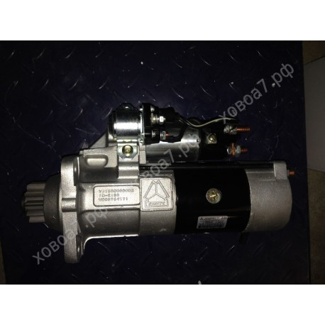 Стартер (11 зуб) двигателя Sinotruk D12 HOWO A7