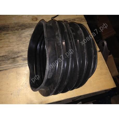 Гофра резиновая корпуса воздушного фильтра HOWO A7