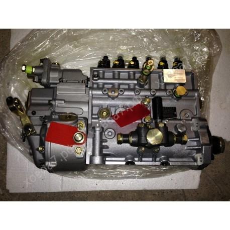 ТНВД (топливный насос высокого давления) Евро-2 D12.42 HOWO A7 (ОРИГИНАЛ)