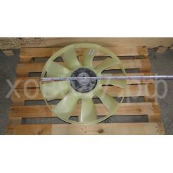 Вентилятор с гидромуфтой в сборе (D-680 мм) двигателя Sinotruk D12 HOWO A7