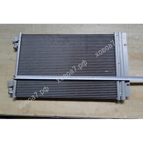 Радиатор кондиционера HOWO A7