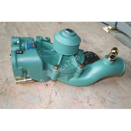 Насос водяной (помпа) двигателя Sinotruk D12 HOWO A7