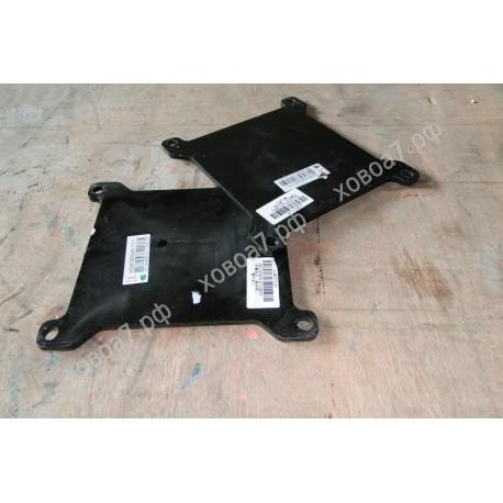 Пластина подушки подвески HOWO A7