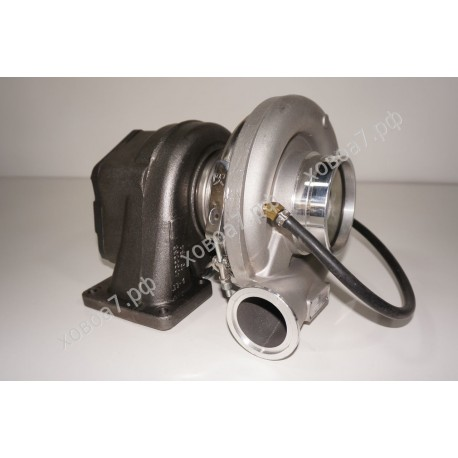 Турбокомпрессор (турбина) HX50 двигателя Sinotruk D12 HOWO A7