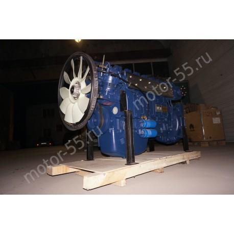 Двигатель Weichai WP10.336 Евро-2 336л/с (ОРИГИНАЛ)