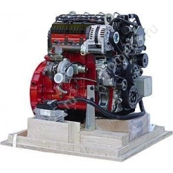 Двигатель Cummins ISF2.8 (ISF2.8S3129T) (Евро-3) (ОРИГИНАЛ)