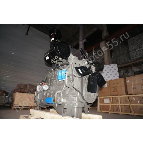 Двигатель Weichai-Deutz WP6G125E23/TD226B-6G Евро-2 (ОРИГИНАЛ)