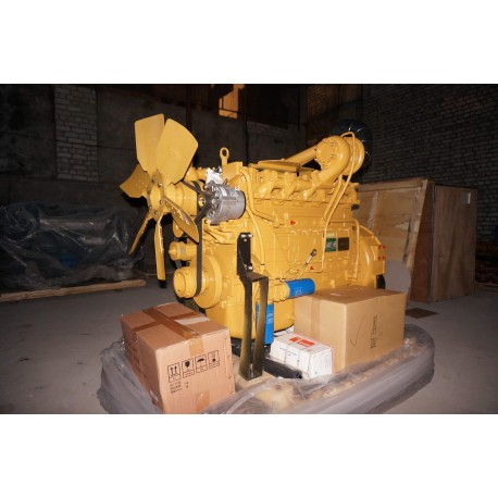 Двигатель Weichai WD615G220 Евро-2 (ОРИГИНАЛ)