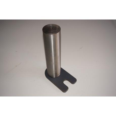 Палец рабочего оборудования рама-гидроцилиндр стрелы (80*320) для погрузчика XCMG LW500