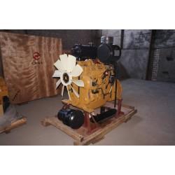 Двигатель Shanghai SC9D220G2B1 Евро-2 (ОРИГИНАЛ)