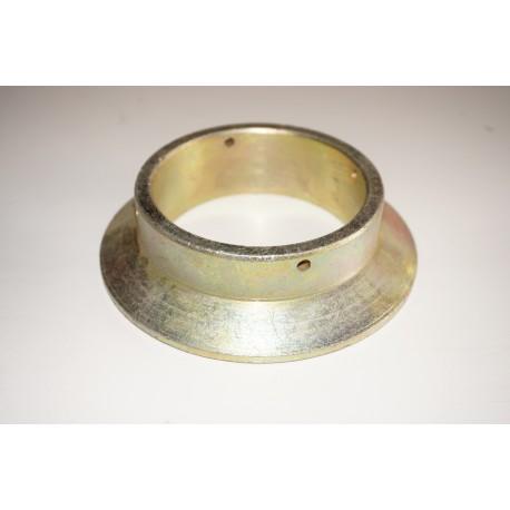 Втулка верхнего пальца сочленения полурам (85*100*135*35) для погрузчика ZL50G