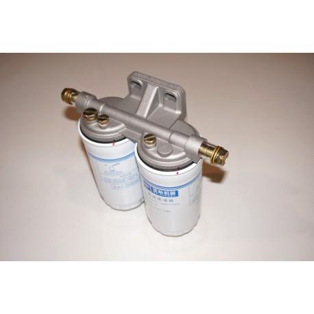 Кронштейн топливных фильтров двигателя Yuchai YC6B125/YC6108 (ОРИГИНАЛ)