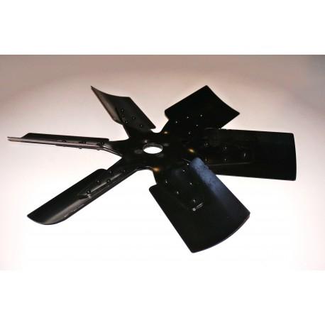 Вентилятор системы охлаждения двигателя Yuchai 6108/6B125 (ОРИГИНАЛ)