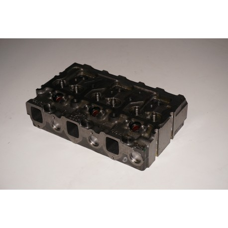 Головка блока цилиндров двигателя Yuchai YC6B125 / YC6108