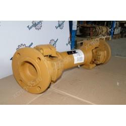 Вал карданный задний (L-435 мм, фланец круглый 4 отв.) XCMG ZL30G