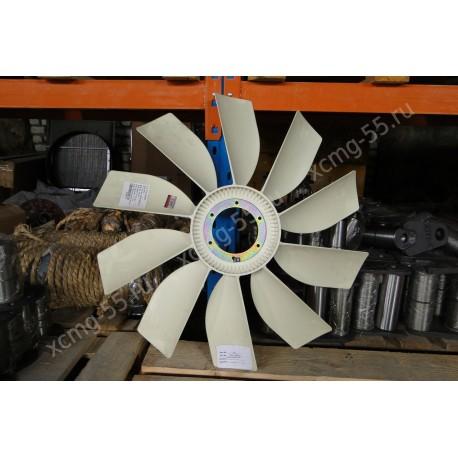 Вентилятор системы охлаждения двигателя Shanghai D9-220
