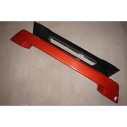 Бампер красный (пластик) HOWO A7