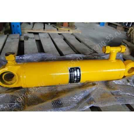 Гидроцилиндр поворота (L тела - 470 мм, d отв - 40 мм) XCMG LW500F