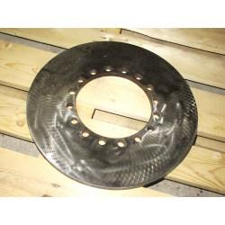 Диск тормозной (D-450 мм, d-200 мм, h-15 мм) XCMG ZL30/LW300/ZL50