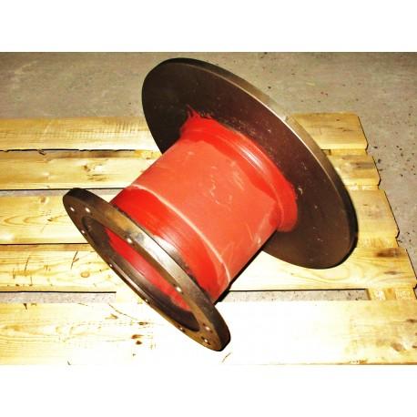 Диск тормозной (D-500 мм, d-370 мм, h-285 мм, 10 отв) SDLG LG952/LG953/LG956, XCMG LW500