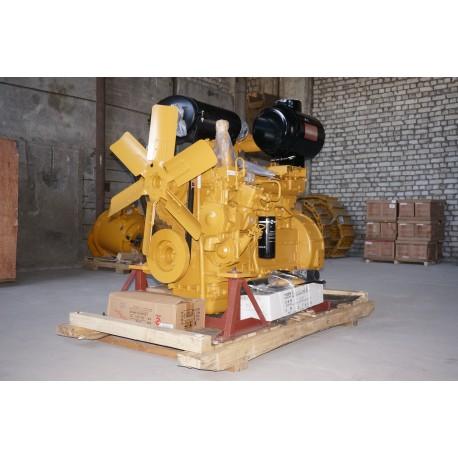 Двигатель Shanghai SC11CB220G2B1/C6121ZG50 Евро-2 (ОРИГИНАЛ)